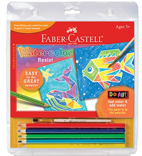 faber-castell do art watercolor pencils - watercolor set